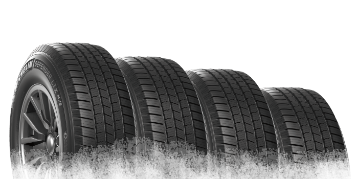 We sell all top tire manufactures here at Intermountain Tire Pros in Herriman, UT 84096